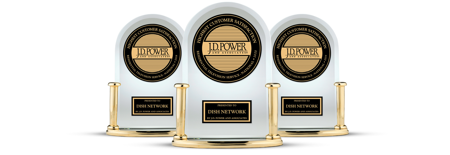DISH Customer Satisfaction - Ranked #1 by JD Power - Northern Illinois TV in Polo, Illinois - DISH Authorized Retailer